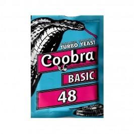Спиртові Турбо Дріжджі Coobra 48 Basic (120 г)