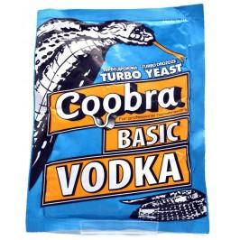Спиртові Турбо Дріжджі Coobra Basic Vodka для горілки (65 г)
