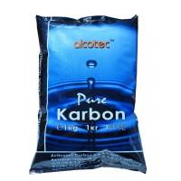 Уголь минеральный активированный Alcotec Pure Karbon (1 кг)